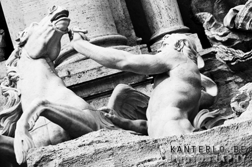 Kanter Lo - Rome: Trevi Fontein